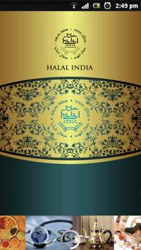 Halal India poster