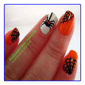 Halloween Nails Manicure icon