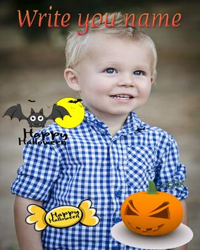 Halloween Sticker Photo Editor apk screenshot