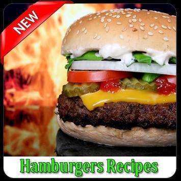 Hamburgers Recipes apk screenshot