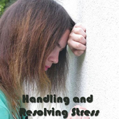 Handling And Resolving Stress icon