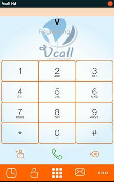 VCall HD Dialer apk screenshot
