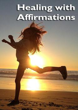 Healing With Affirmations poster