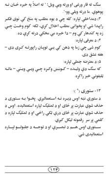 پښتو لیکني سمون Pashto Likana apk screenshot