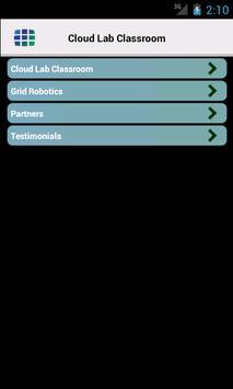 Cloud Lab Classroom apk screenshot