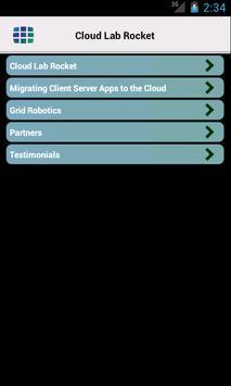 Cloud Lab Rocket apk screenshot