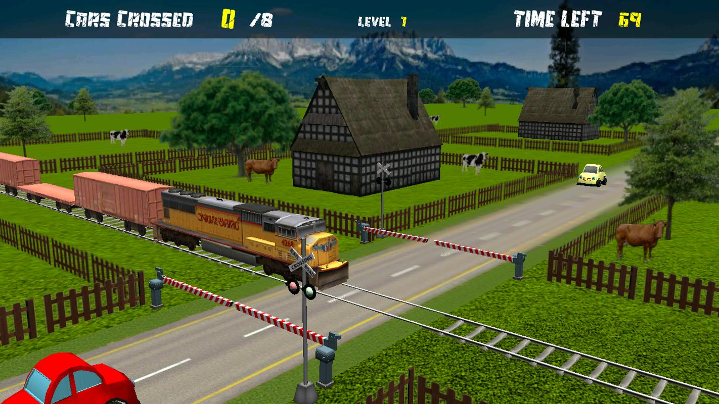 Railroad Crossing Apk Download Free Simulation Game For