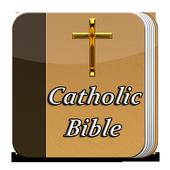 Catholic Bible Free App icon