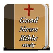 Good News Bible Study icon