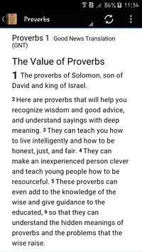 Good News Bible Study apk screenshot