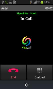 Hira Call apk screenshot