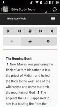 New American Standard Bible ✞ apk screenshot