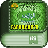 Al-Qur`an#Al-Waqiah & Fadhilah icon