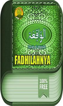 Al-Qur`an#Al-Waqiah & Fadhilah poster