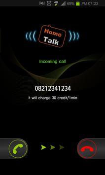 Homedial – Free SMS and Call apk screenshot