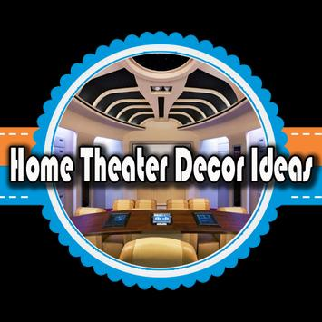 Home Theater Decor Ideas poster