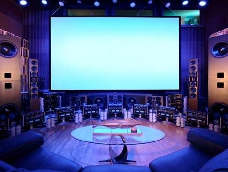 Home Theater Decor Ideas apk screenshot