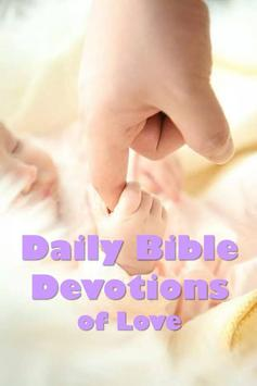 Daily Devotions of Love poster