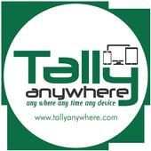 Tally AnyWhere icon