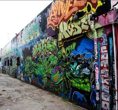 How to Make A Graffiti apk screenshot