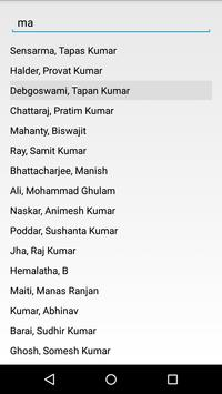 IIT KGP Phone Directory poster