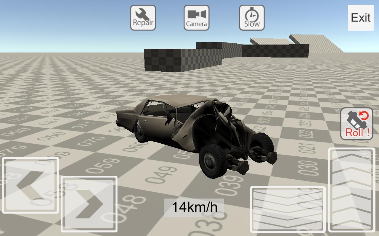 Deforming Car :Crash Simulator APK Download