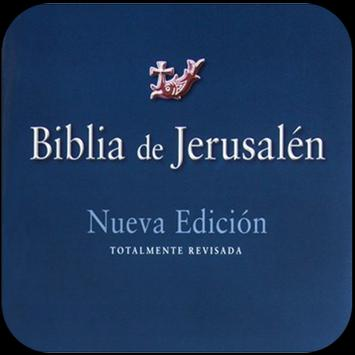La Biblia de Jerusalén apk screenshot