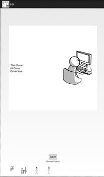 Be Like Bill Comic Maker poster