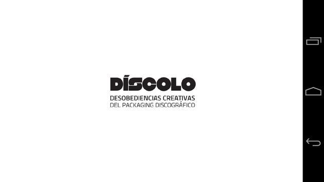 Discolo AR+ poster