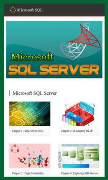 Learn SQL Server 2014 Tutorial poster