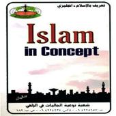 Islam in concept icon