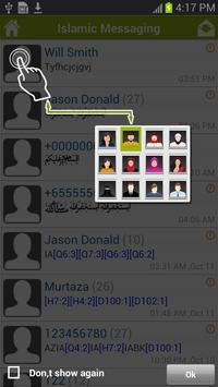 Islamic Messaging - SMS Quran apk screenshot