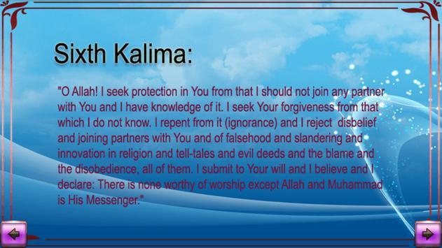 Six Kalimas apk screenshot