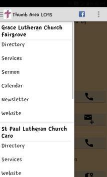 Thumb Area LCMS apk screenshot
