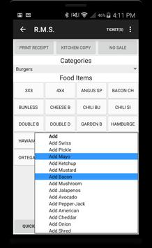 Restaurant Management System apk screenshot