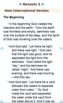 New NIV Bible apk screenshot