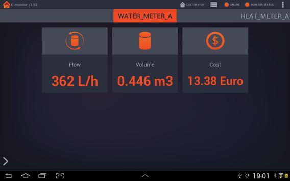 Emonitor apk screenshot
