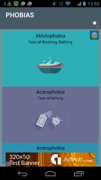 Phobias and Fears poster