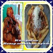 Set Chicken Recipes icon