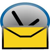 Text Skedge icon