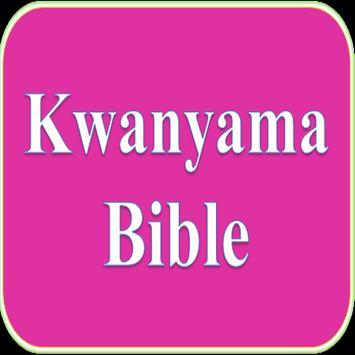 Kwanyama Bible (Oshikwanyama) poster