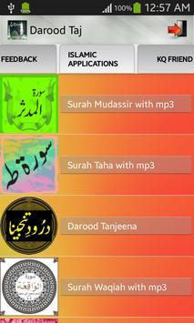 Darood Taj apk screenshot