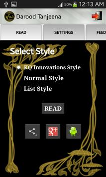 Darood Tanjeena apk screenshot