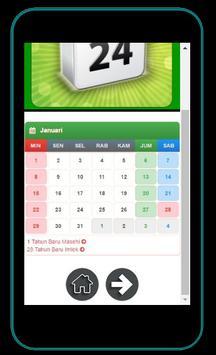 Kalender Indonesia 2017 apk screenshot
