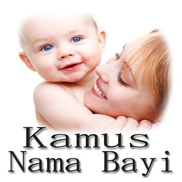 Kamus Nama-Nama Bayi poster