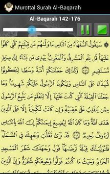 Murottal Surah Al-Baqarah apk screenshot