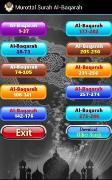 Murottal Surah Al-Baqarah poster