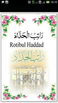 Rotib Al Haddad Lengkap poster