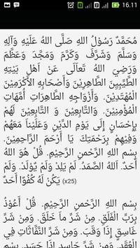 Rotib Al Haddad Lengkap apk screenshot