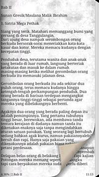 Kisah Para Wali Songo apk screenshot